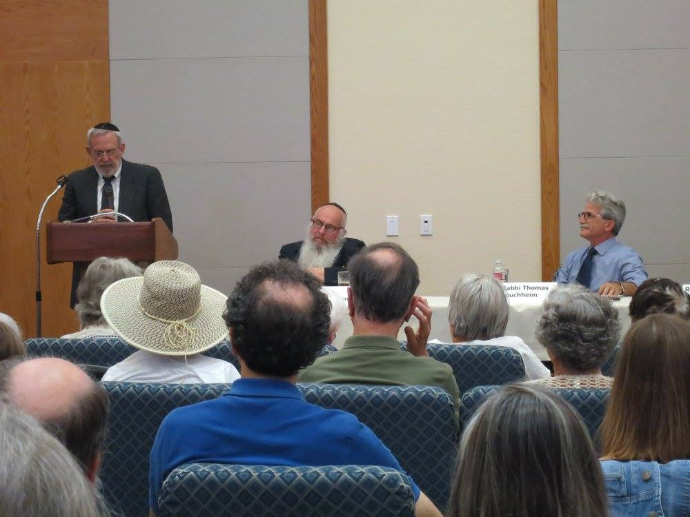 May 21 Lecture - 3 Rabbis
